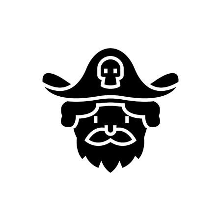 Icône de pirate. Banque d'images - 88100606