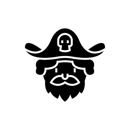 Pirate icon.