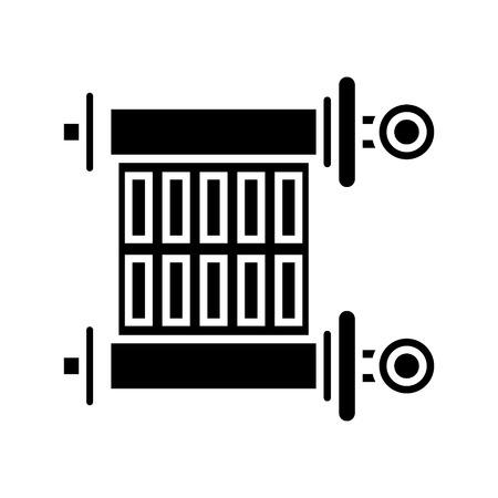 Scroll - torah pictogram.