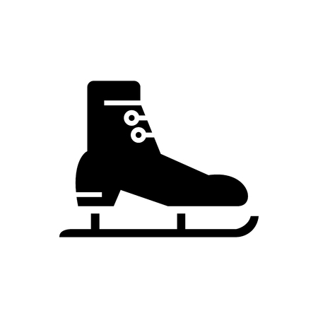 Skates racing icon Çizim