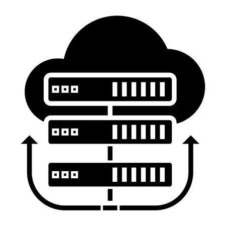 Servers network icon