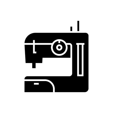 Sewing machine icon