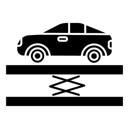 車サービス アイコン