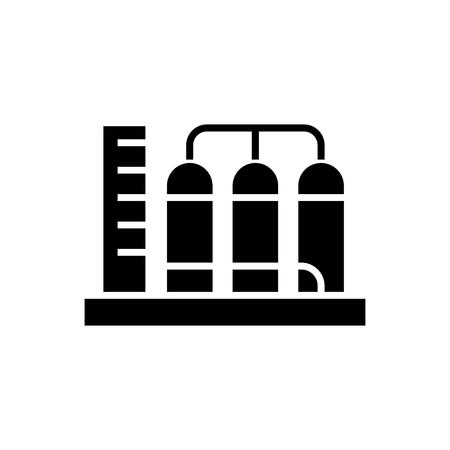 Tanks icon Ilustração