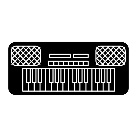 Synthesizer pictogram
