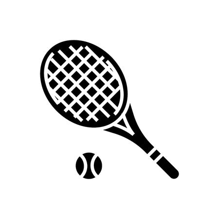 테니스 라켓 아이콘