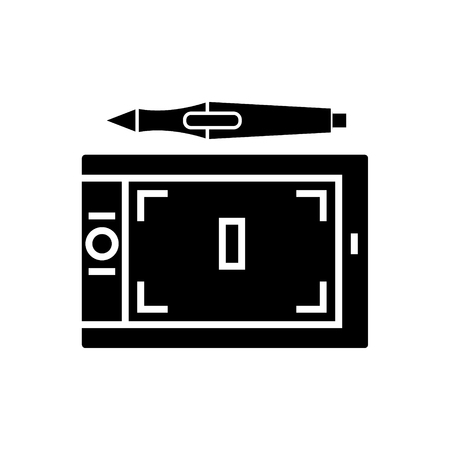 Tablet graphic icon