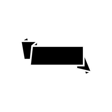 tibbon assemetrische 2 pictogram, illustratie, vector teken op geïsoleerde achtergrond