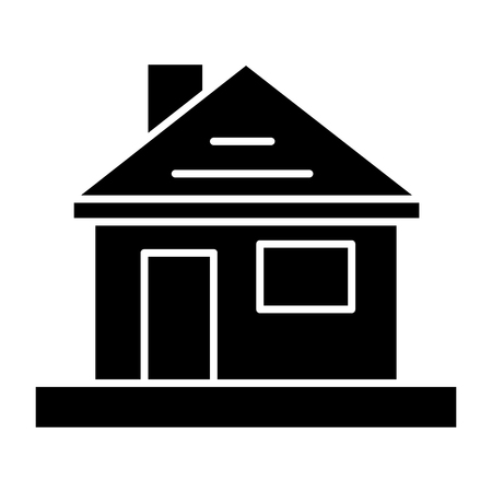 house - home repair icon, illustration, vector sign on isolated background