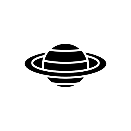 mars - planet icon, illustration, vector sign on isolated background