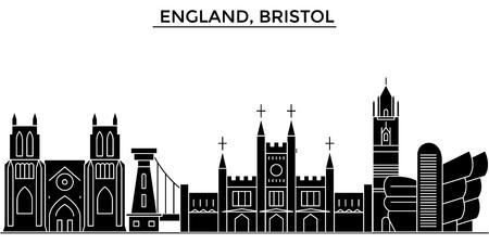 イギリス、ブリストルの建築。