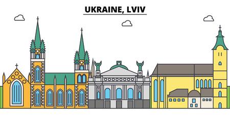 Oekraïne schetsen stad. Stockfoto - 88672582