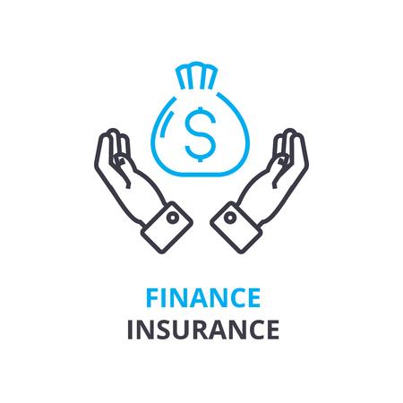 Finance concept icon.
