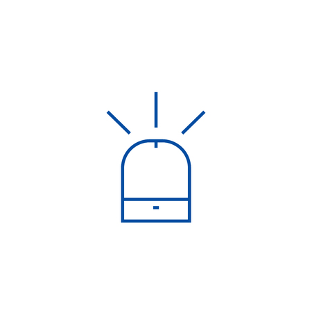 Humidifier line concept icon. Humidifier flat  vector website sign, outline symbol, illustration. Фото со стока - 119714433