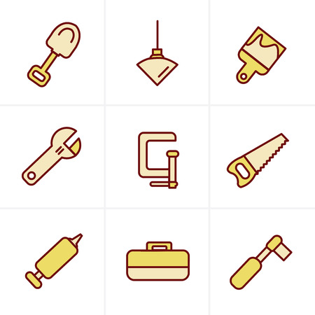 silicone gun: Icons Style Basic - Tools and Construction icons