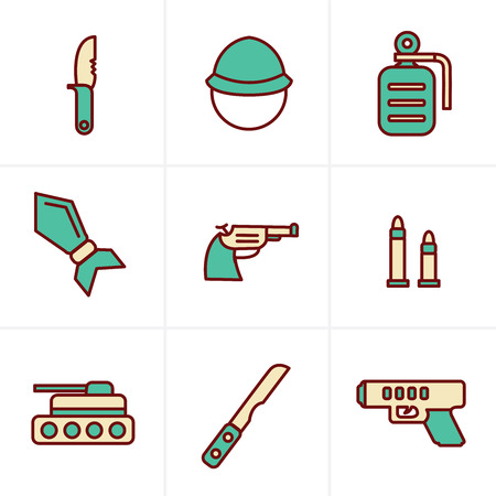 atomic bomb: Icons Style Icons Style  military icons