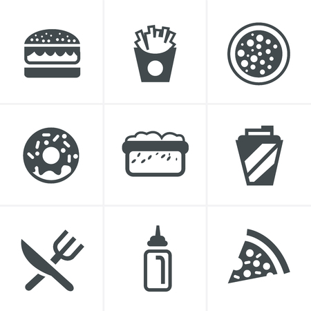 chinese takeout box: Fast Food Icons