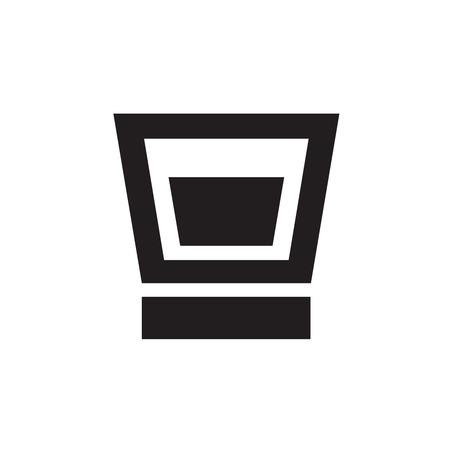 margerita: alcohol beverage icons Illustration