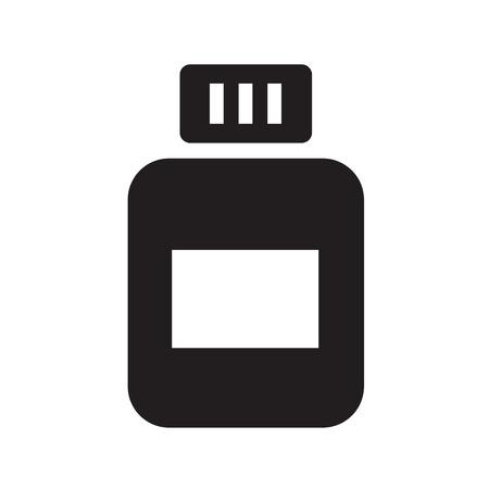 pictogramme: medicine bottles