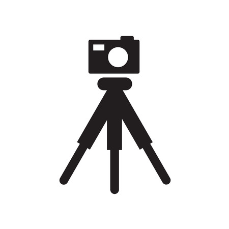 tripod projector: camera icon