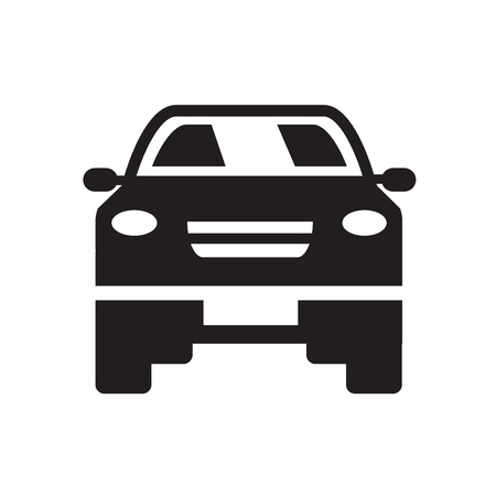 4wd: car Four  wheel drive icon design