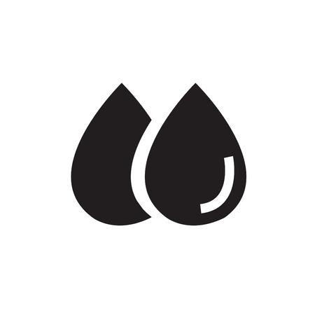 rain drop: Rain Drop Icon