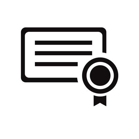 merit: Award Icon Isolated on White Background