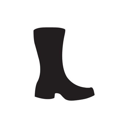 wellies: Boots icon Illustration