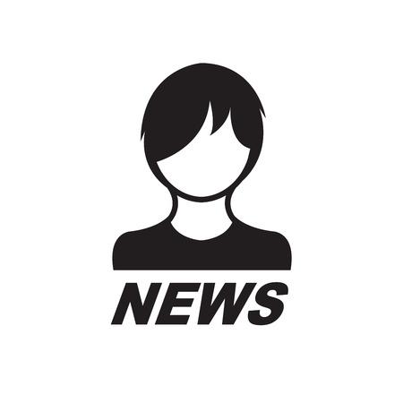 luminary: journalist  icon