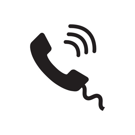handsfree: Call center vector icon