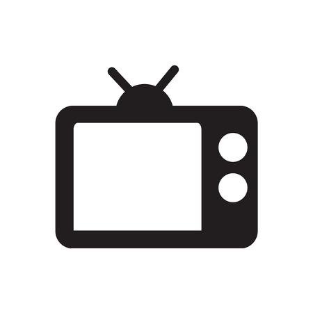 tv screen: TV vector icon