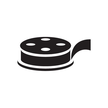 megaphone icon: Film icon