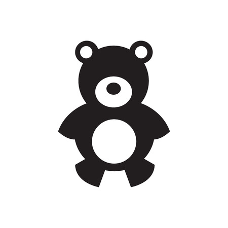 cartoon bear: Teddy Bear icon Illustration