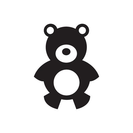 oso caricatura: Teddy Bear icono