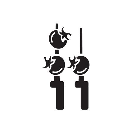 mixed family: tomato BBQ icon