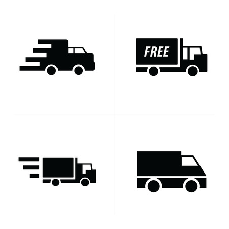 to unload: Logistics and Transport Icons