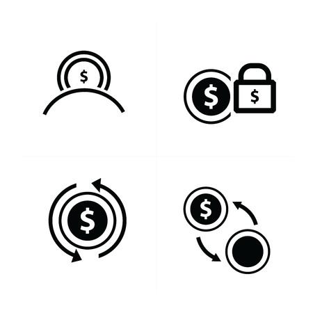 refresh rate: Coins lock, change, refresh design