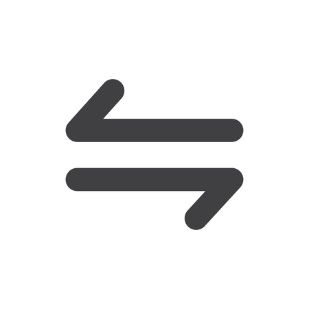 arrow symbol icon vector design