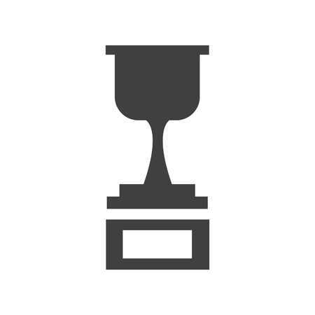 trophy Awards Cup vector icons