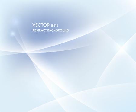 curvas: Resumen luz de fondo vector