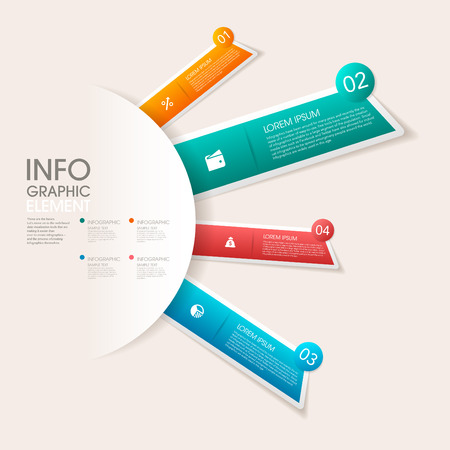 lable: modern vector abstract step lable infographic elements.can be used for workflow layout, diagram, number options, web design.  illustration ,EPS10 Illustration