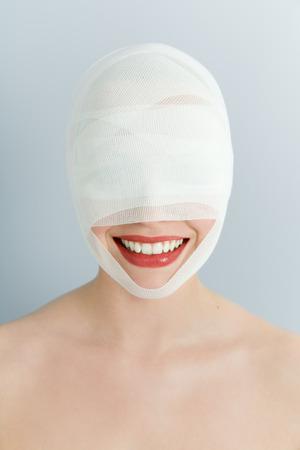 surgery concept: Plastic surgery concept.