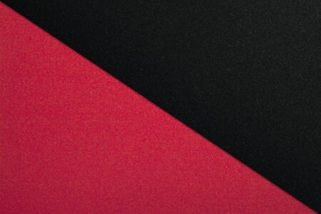 Black and red dusty craft paper texture.