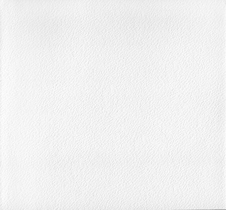 Bright white leather paper texture.