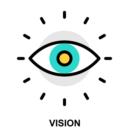 Vision Color Icon