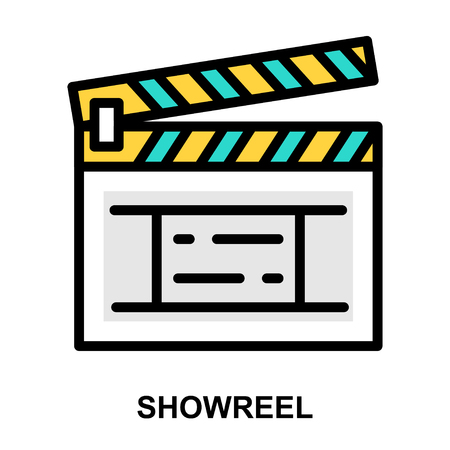 showreel: SHOW REEL ICON