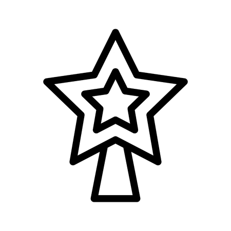 star decoration icon
