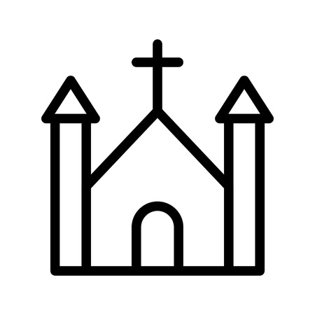 catholic church icon