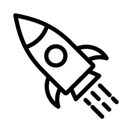 spaceship Illustration
