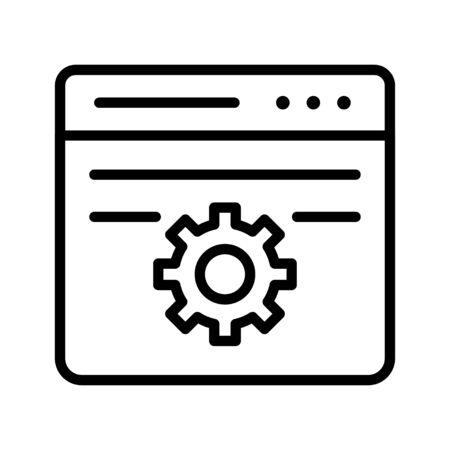 browser Standard-Bild - 128961738